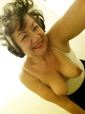 naked granny hot self pics