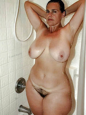 sexy mature in the shower high def porn