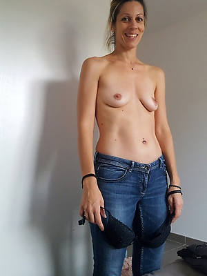 real sexy mature jeans pics