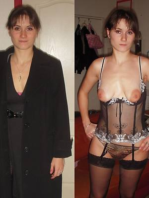hot fucking ladies dressed and undressed