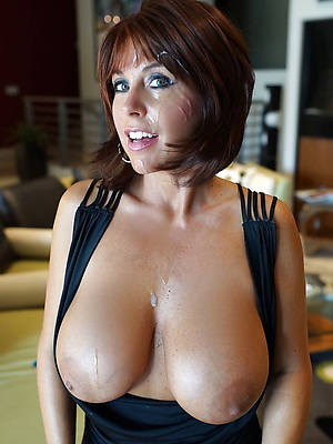 british mature facials pics