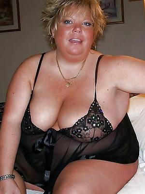 mature bbw saggy tits