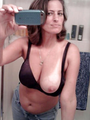 slutty mature women hot selfies