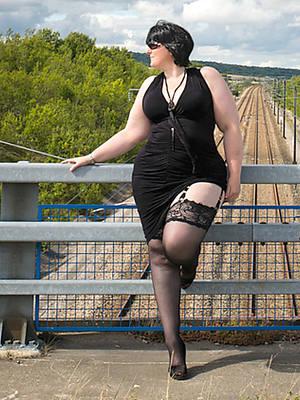 broad in the beam mature slut