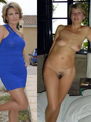 dressed undressed amateurs shows pussy