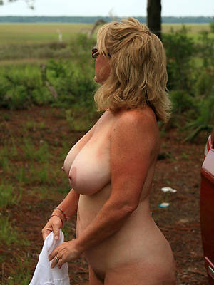 nasty fat of age tits