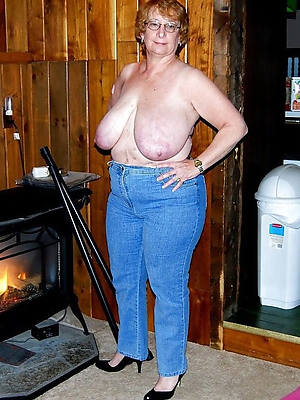 sweet mature women in penny-pinching jeans pics