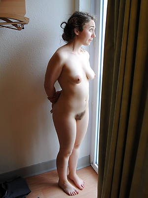appealing nude real mature wife