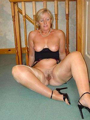 old women in high heels
