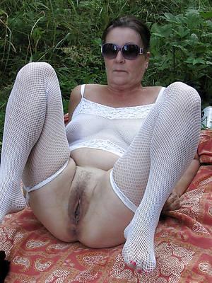 petite sexy mature body of men in nylons
