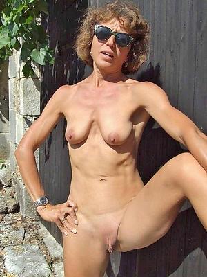 wonderful mature pussy shaved
