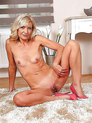 nasty small tit mature women pics