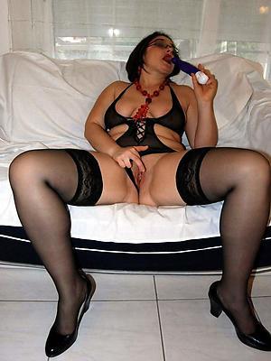 fantastic mature sex in stockings