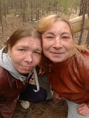 mature wife facial porn pics