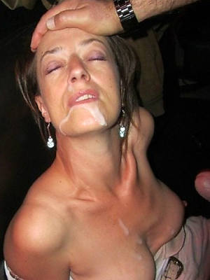 mature women facials porno pictures