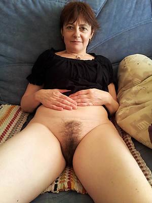 hideous mature hairy vagina pics