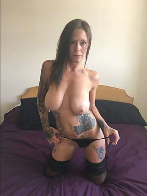 tattoed mature women  free gallery