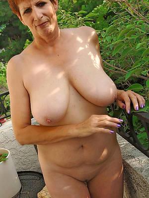 mature redhead pussy