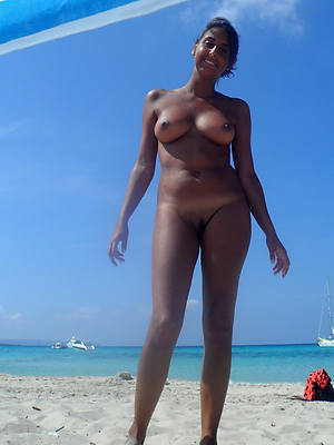 sexy mature topless beach see thru