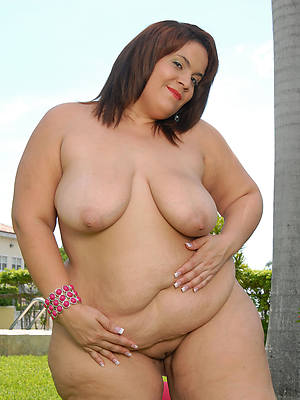incomparable mature bbws nude pictures