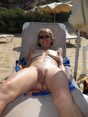really mature on nude beach pics