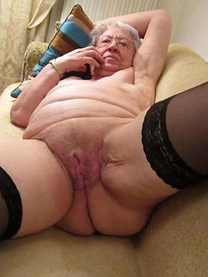 free pics be advisable for naked elderly grandma