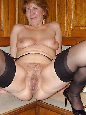 well done despondent mature wife naked