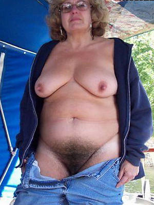 positively mature hairy women see thru