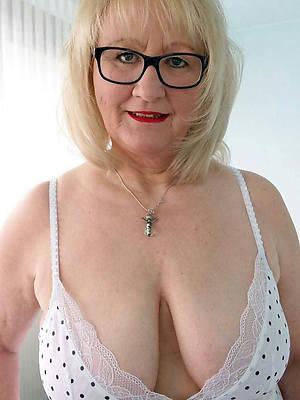 Over 60 women naked