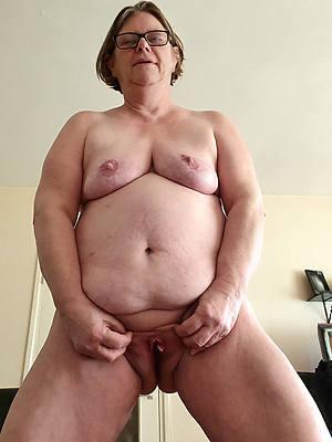 beautiful mature older pussy XXX photos
