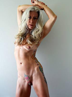 stark naked tall skinny mature
