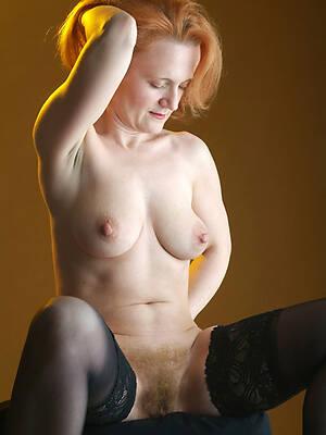petite redhead matures buckshot