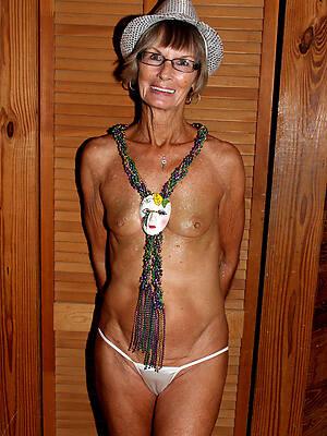 amateur full-grown granny tits porn