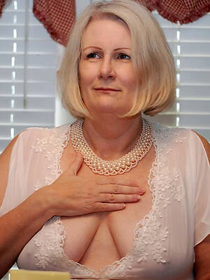 grotesque sexy 50 year old women