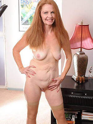 free pics of old redhead pussy