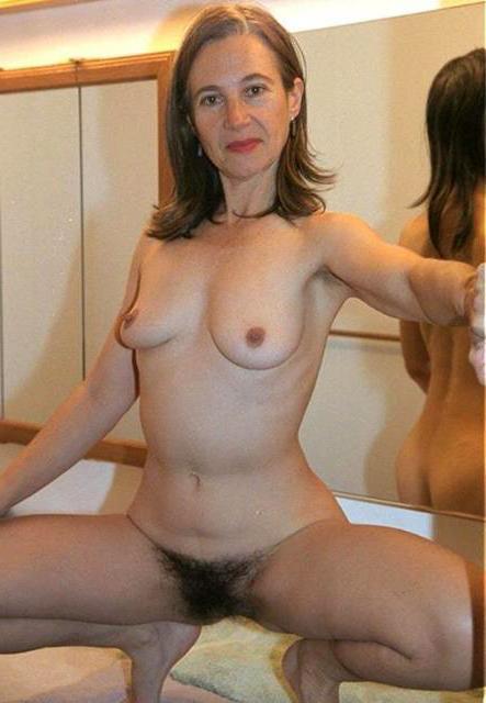 Mature Hairy Slut Fucking