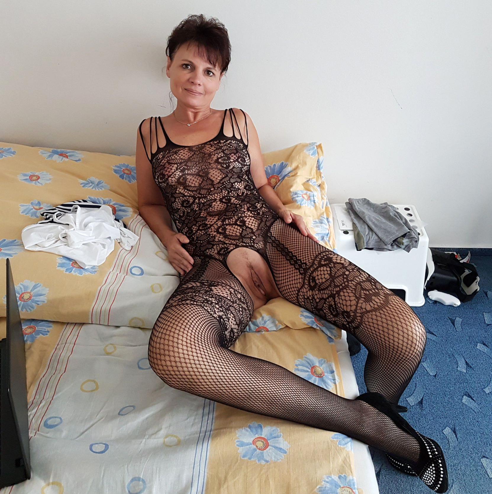 Mature ladies in pantyhose pics