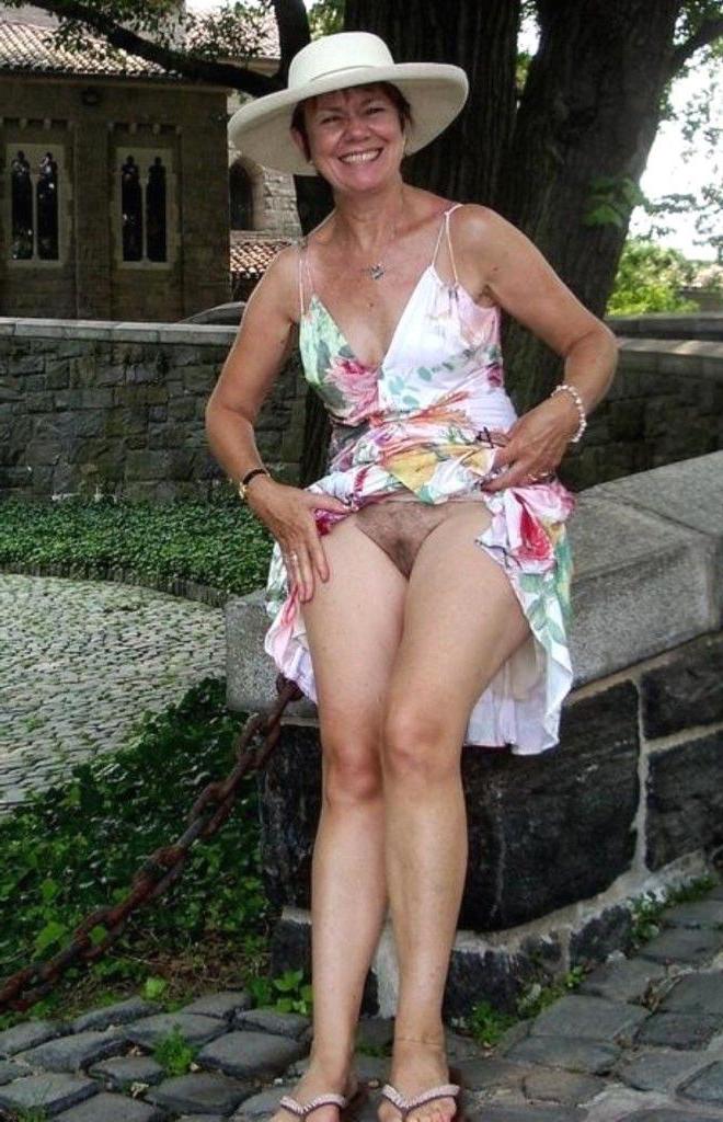 Old ladies nude Older Granny
