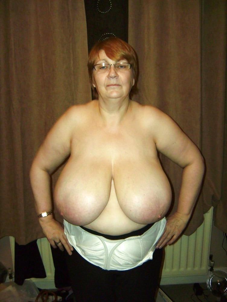 Mature Short Hair Big Tits