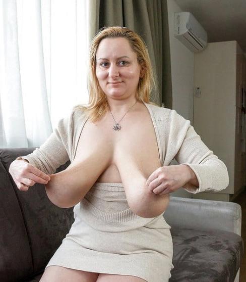 Huge Tits Small Nipples