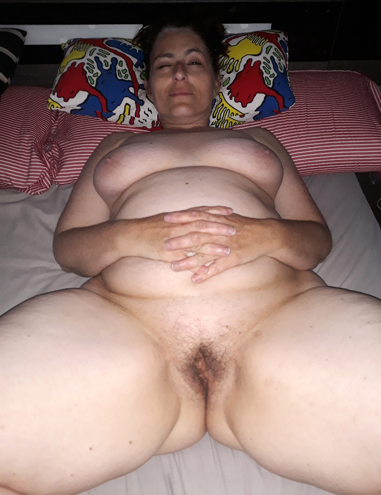 Amateur Chubby Mature Wife