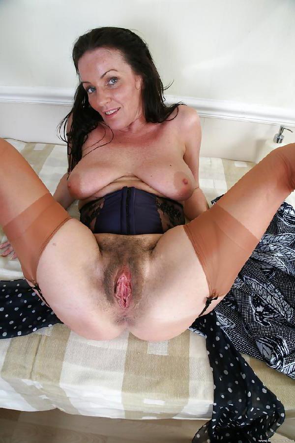Homemade Mom Naked